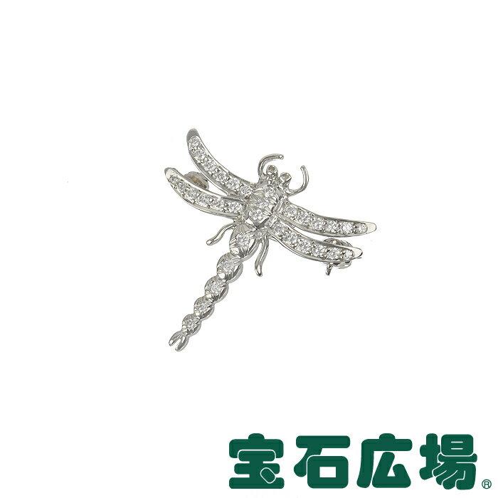 ティファニー ドラゴンフライ ダイヤ ブローチ【中古】【ジュエリー】【送料・代引手数料無料】