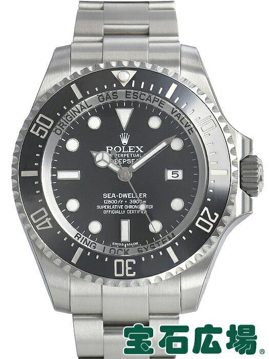 ロレックス ROLEX シードゥエラーディープシー 116660【新品】 メンズ 腕時計 送料・代引手数料無料