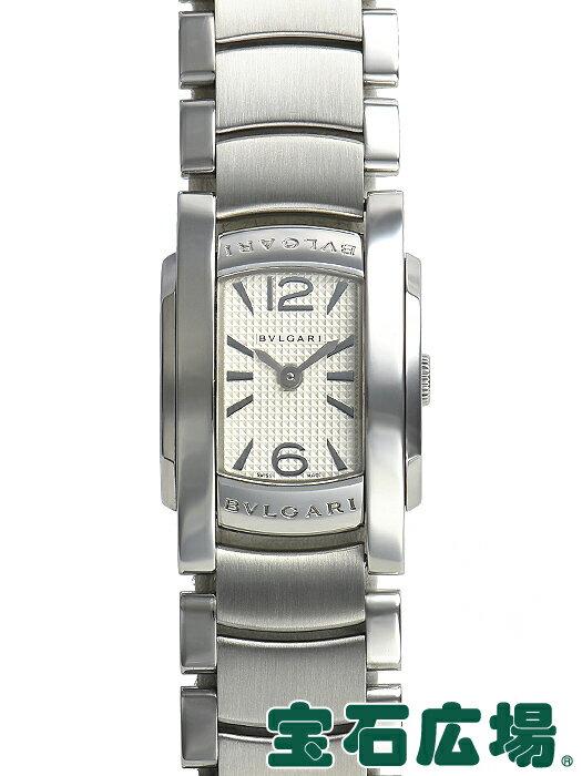 ブルガリ アショーマD AA26C6SS【中古】 腕時計 レディース 送料・代引手数料無料
