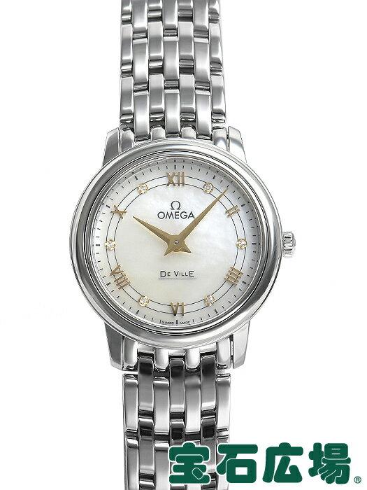 オメガ OMEGA デビル プレステージ 424.10.27.60.55.001【新品】 レディース 腕時計 送料・代引手数料無料