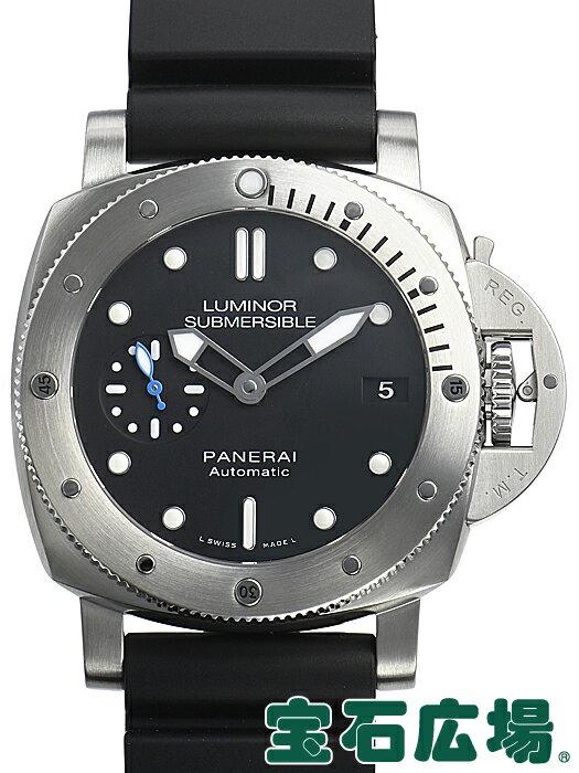 パネライ ルミノール1950 サブマーシブル 3デイズ アッチャイオ PAM00682【新品】【メンズ】【腕時計】【送料・代引手数料無料】