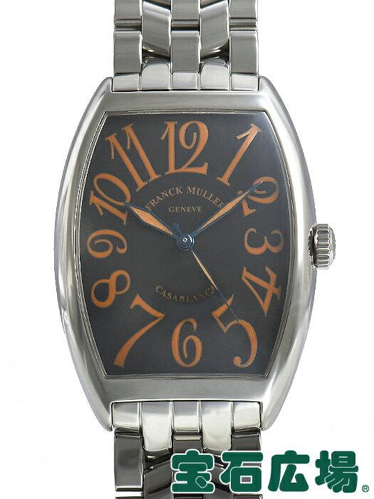 フランク・ミュラー トノウカーベックス カサブランカ サハラ 6850SAHA【中古】 メンズ 腕時計 送料・代引手数料無料