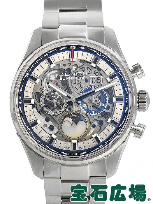 ゼニス クロノマスター グランドデイト フルオープン 03.2530.4047/78.M2530【新品】 メンズ 腕時計 送料・代引手数料無料