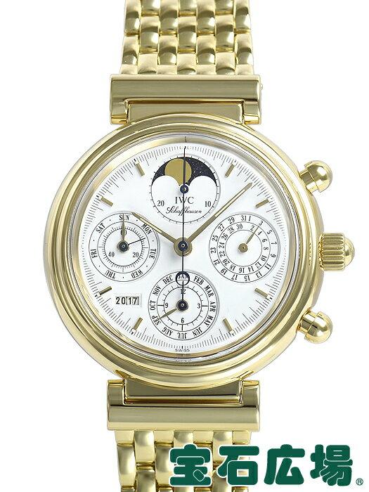 IWC ダヴィンチ パーペチュアルカレンダー クロノグラフ 3751【中古】 メンズ 腕時計 送料・代引手数料無料