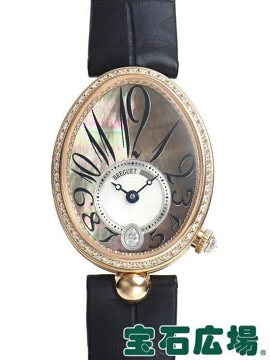 ブレゲ クィーン オブ ネイプルズ 8918BR/5T/964 D00D【新品】 レディース 腕時計 送料・代引手数料無料