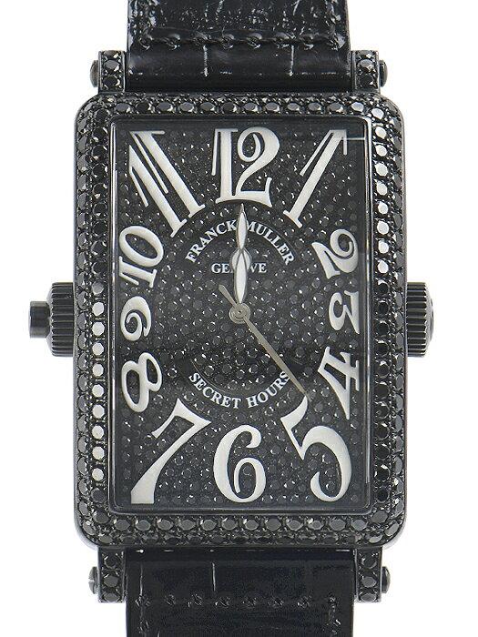 フランク・ミュラー ロングアイランド シークレットアワー 1300SE H 1 NRD CD【中古】 メンズ 腕時計 送料・代引手数料無料