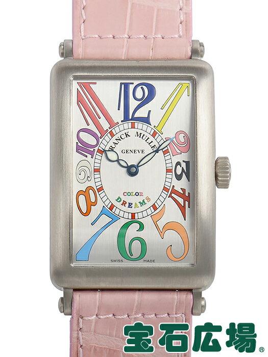 フランク・ミュラー ロングアイランド カラードリーム 1000SC BR【中古】 メンズ 腕時計 送料・代引手数料無料