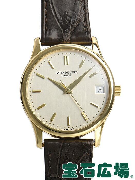 パテック・フィリップ カラトラバ 3998【中古】 メンズ 腕時計 送料・代引手数料無料