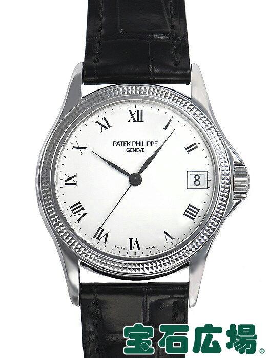 パテック・フィリップ カラトラバ 5117G-001【中古】 メンズ 腕時計 送料・代引手数料無料