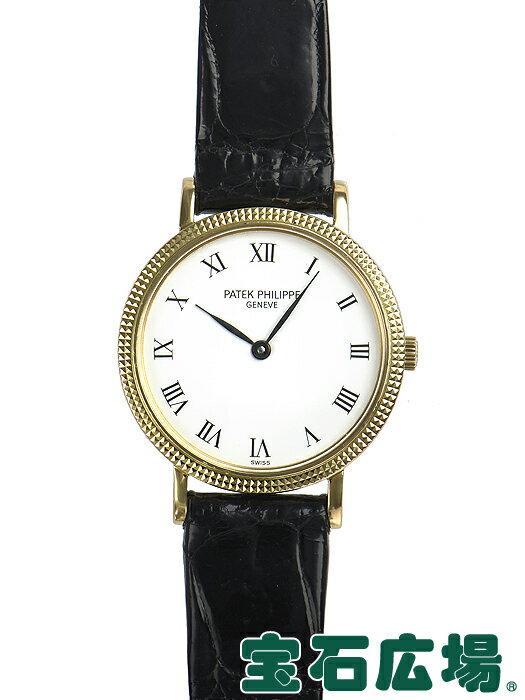 パテック・フィリップ カラトラバ 4819J【中古】 レディース 腕時計 送料・代引手数料無料