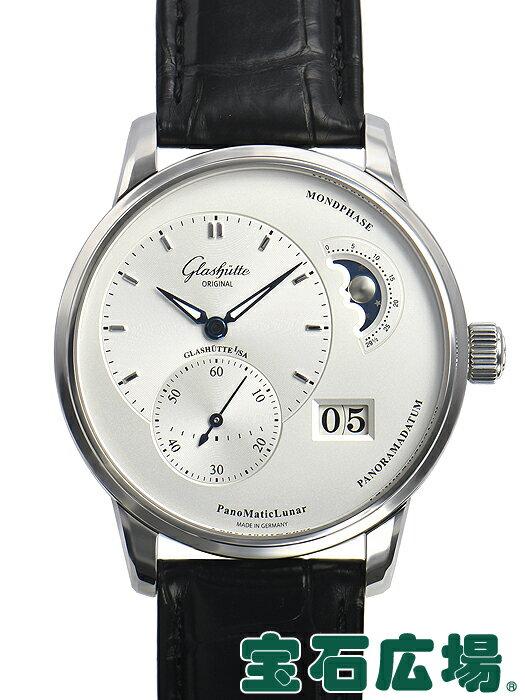 グラスヒュッテ・オリジナル パノマティック ルナ 1-90-02-42-32-05【新品】 メンズ 腕時計 送料・代引手数料無料