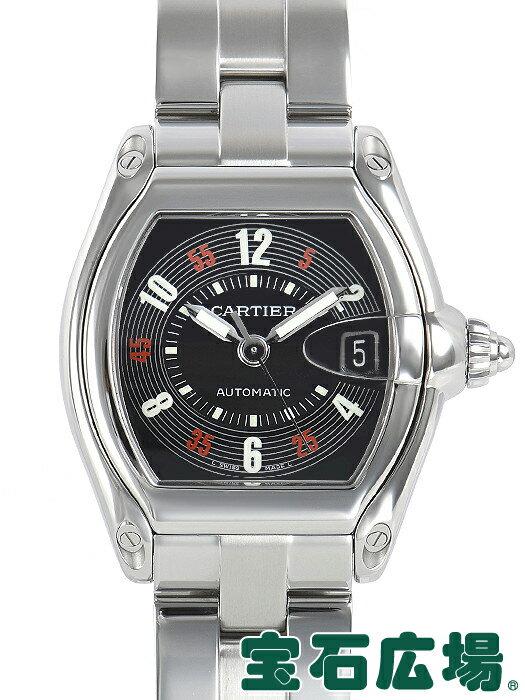 カルティエ ロードスター LM W62002V3【中古】 メンズ 腕時計 送料・代引手数料無料