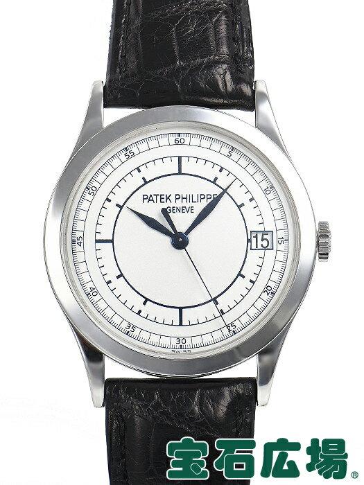 パテック・フィリップ カラトラバ 5296G-001【中古】 メンズ 腕時計 送料・代引手数料無料