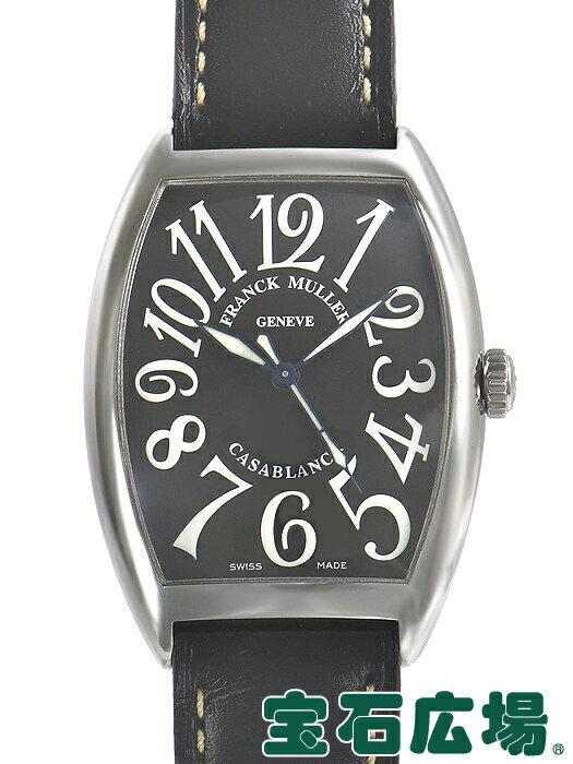 フランク・ミュラー FRANCK MULLER トノウカーベックス カサブランカ 6850CASA 【新品】メンズ 腕時計 送料・代引手数料無料