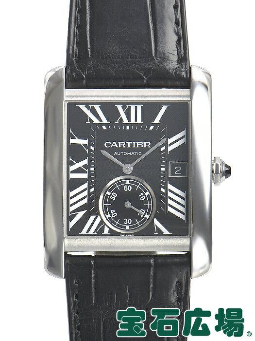 カルティエ CARTIER タンク MC W5330004【中古】 メンズ 腕時計 送料・代引手数料無料