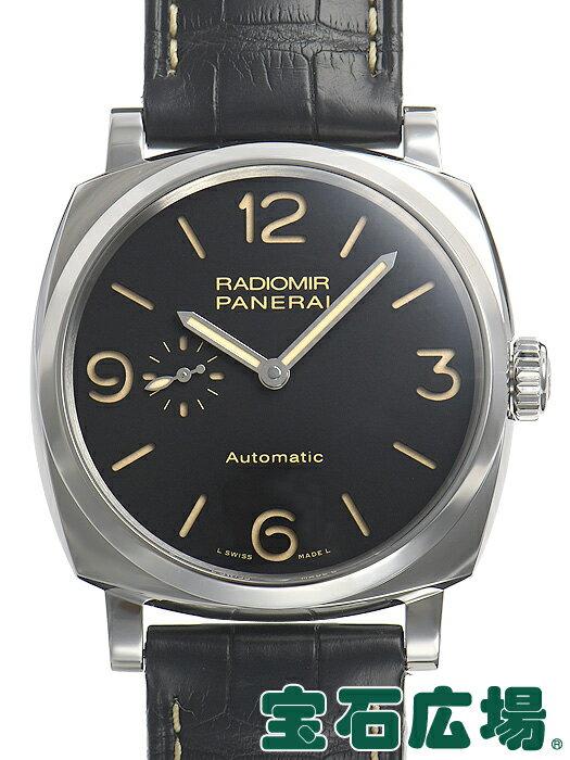 パネライ PANERAI ラジオミール1940 3デイズ オートマティック アッチャイオ PAM00572【中古】 メンズ 腕時計 送料・代引手数料無料