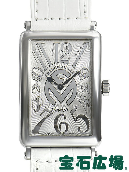 フランク・ミュラー ロングアイランド RELIEF 1002QZ RELIEF【中古】 メンズ 腕時計 送料・代引手数料無料