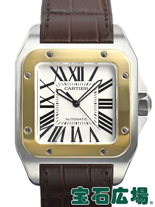 カルティエサントス 100 LMW20072X7【新品】 腕時計 送料・代引手数料無料