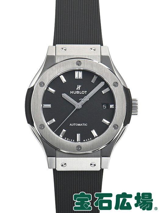 ウブロ クラシックフュージョン チタニウム 582.NX.1170.RX【新品】 レディース 腕時計 送料・代引手数料無料