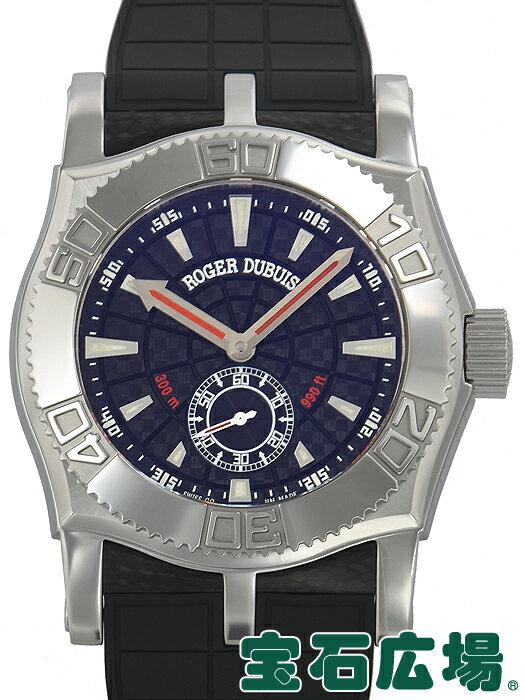 ロジェ・デュブイ ROGER DUBUIS イージーダイバー46 SE46.14 9K9.53R【中古】 メンズ 腕時計 送料・代引手数料無料