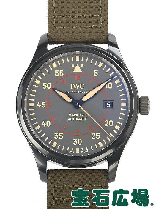 IWC パイロットウォッチ マーク18 トップガンミラマー IW324702【中古】 メンズ 腕時計 送料・代引手数料無料