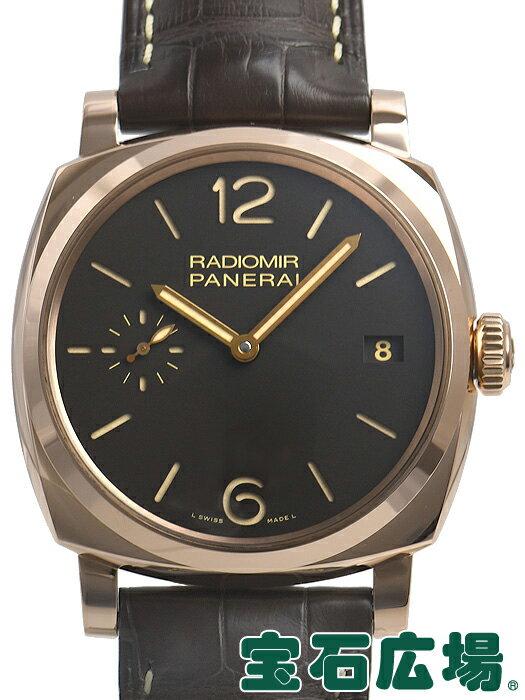 パネライ PANERAI ラジオミール 1940 3デイズ 47mm PAM00515【中古】 未使用品 メンズ 腕時計 送料・代引手数料無料