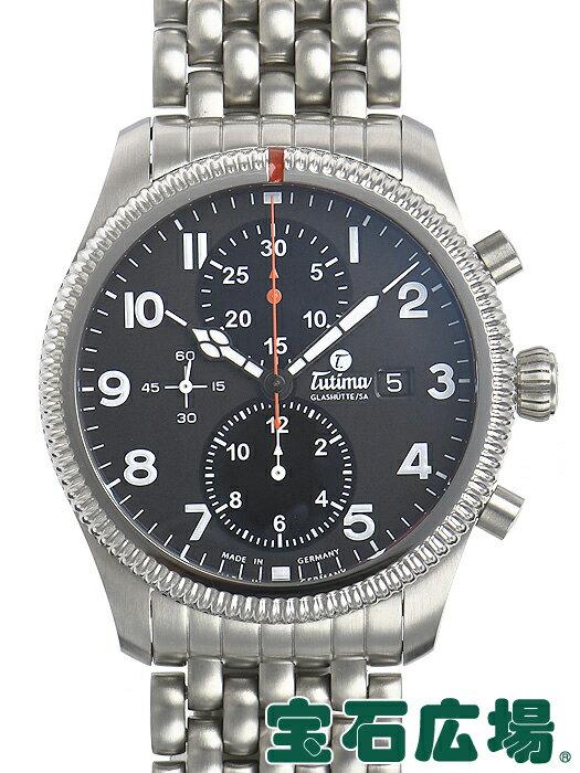 チュチマ TUTIMA グランドフリーガークラシッククロノグラフ 6402-02【新品】 メンズ 腕時計 送料・代引手数料無料