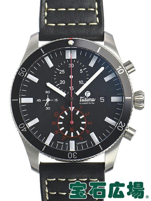 チュチマ TUTIMA グランドフリーガーエアポートクロノグラフ 6401-01【新品】 メンズ 腕時計 送料・代引手数料無料