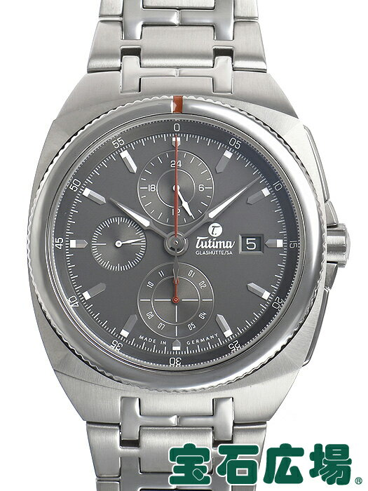 チュチマ TUTIMA サクソンワン クロノグラフ 6420-01【新品】 メンズ 腕時計 送料・代引手数料無料