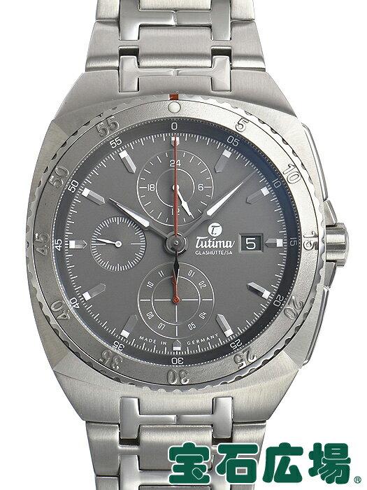 チュチマ TUTIMA サクソンワン LS 6422-01【新品】 メンズ 腕時計 送料・代引手数料無料