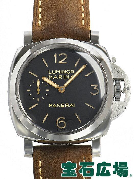 パネライ PANERAI ルミノールマリーナ1950 3デイズ PAM00422【中古】 メンズ 腕時計 送料・代引手数料無料