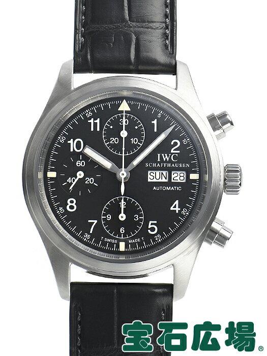 IWC メカニカル フリーガークロノ IW370603【中古】 メンズ 腕時計 送料・代引手数料無料