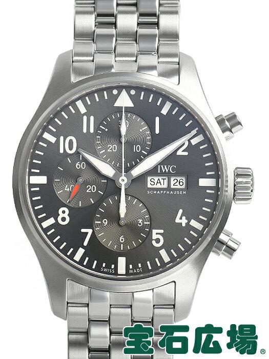 IWC パイロットウォッチクロノ オートマティック スピットファイア IW377719【中古】 メンズ 腕時計 送料・代引手数料無料