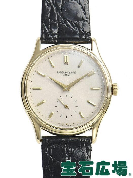 パテック・フィリップ PATEK PHILIPPE カラトラバ 3923【中古】 メンズ 腕時計 送料・代引手数料無料