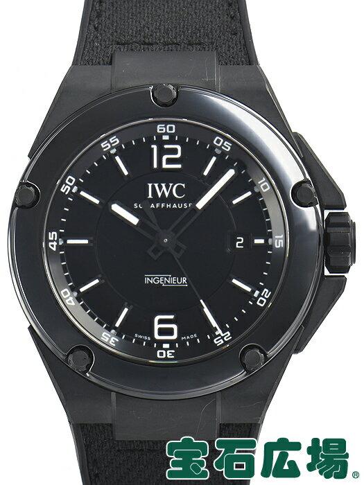 IWC インヂュニア オートマティック AMGブラックシリーズ セラミック IW322503【中古】 メンズ 腕時計 送料・代引手数料無料