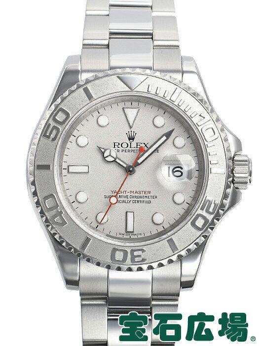 ロレックス ROLEX ヨットマスターロレジウム 16622【中古】 メンズ 腕時計 送料・代引手数料無料