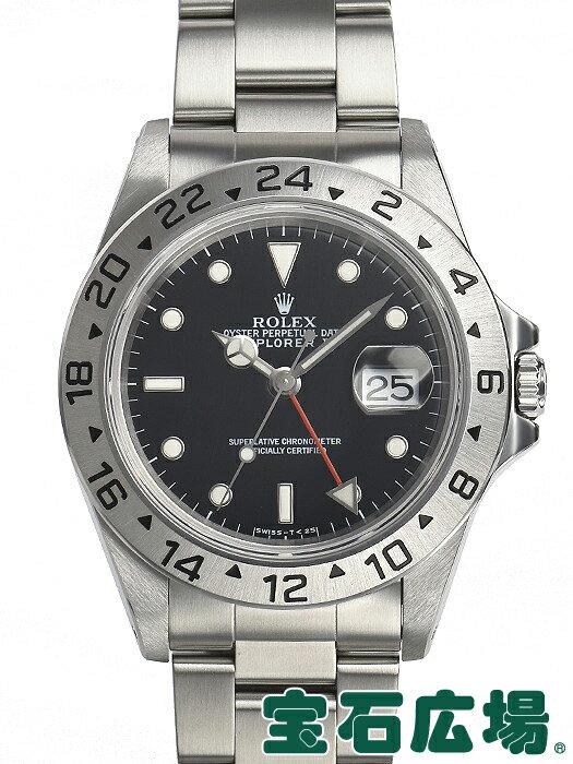 ロレックス ROLEX エクスプローラーII 16570【中古】 メンズ 腕時計 送料・代引手数料無料