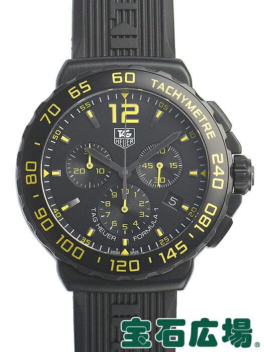 タグ・ホイヤー TAG HEUER フォーミュラ1クロノグラフ フルブラック CAU111E.FT6024【新品】 メンズ 腕時計 送料・代引手数料無料