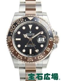 ロレックス ROLEX GMTマスターII 126711CHNR【新品】 メンズ 腕時計 送料・代引手数料無料