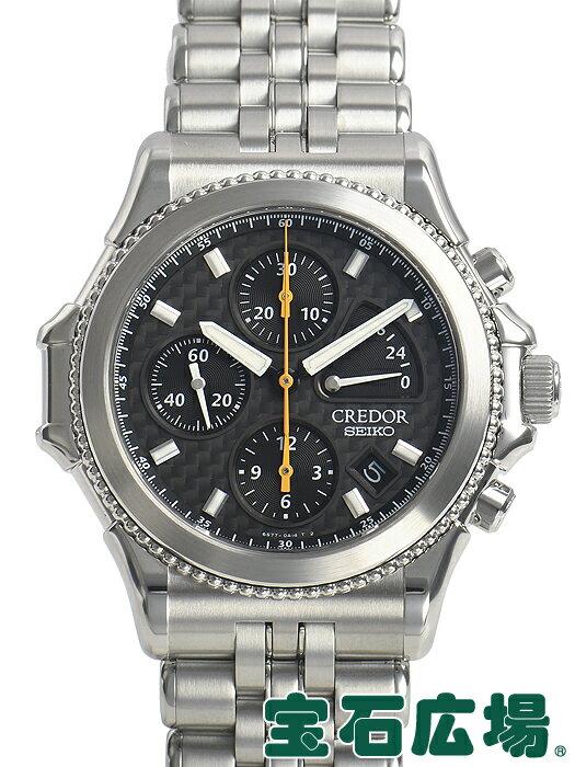 セイコー SEIKO クレドール パシフィーク 2000年限定2000本 GCBK997 6S77-0A10【中古】 メンズ 腕時計 送料・代引手数料無料