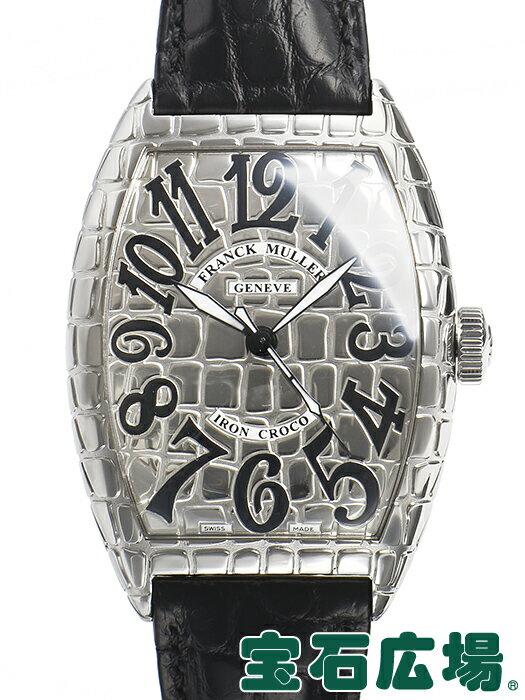 フランク・ミュラー FRANCK MULLER トノウカーベックス アイアンクロコ 8880SC IRON CRO【中古】 メンズ 腕時計 送料・代引手数料無料