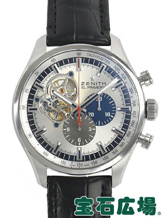 ゼニス ZENITH エルプリメロ クロノマスター1969 45mm 03.2520.4061/69.C714【中古】 メンズ 腕時計 送料・代引手数料無料