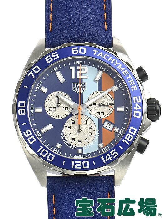 タグ・ホイヤー TAG HEUER フォーミュラ1 クロノグラフ ガルフスペシャルエディション CAZ101N.FC8243【新品】 メンズ 腕時計 送料・代引手数料無料