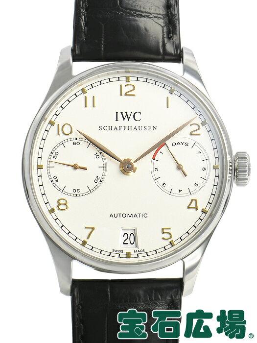 IWC ポルトギーゼ オートマチック IW500114【中古】メンズ 腕時計 送料・代引手数料無料