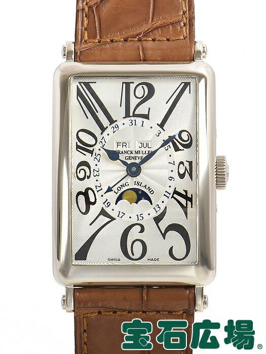 フランク・ミュラー FRANCK MULLER ロングアイランド マスターカレンダ− 1200MCL【中古】メンズ 腕時計 送料・代引手数料無料