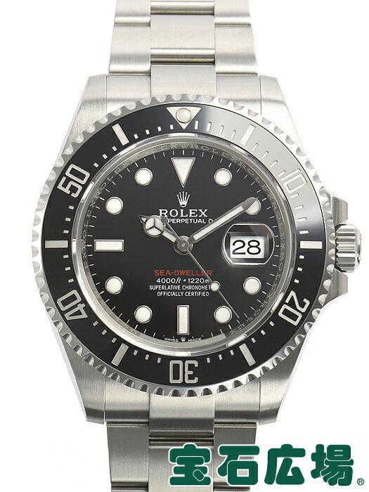 ロレックス ROLEX シードゥエラー 126600【中古】メンズ 腕時計 送料・代引手数料無料