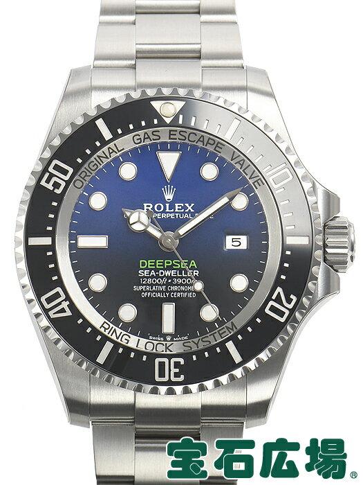 ロレックス ROLEX シードゥエラー ディープシー Dブルー 126660【新品】メンズ 腕時計 送料・代引手数料無料