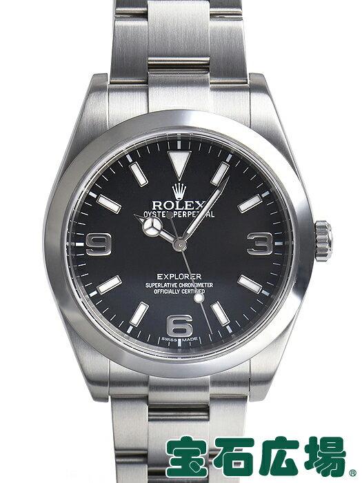 ロレックス ROLEX エクスプローラー 214270【中古】 メンズ 腕時計 送料・代引手数料無料