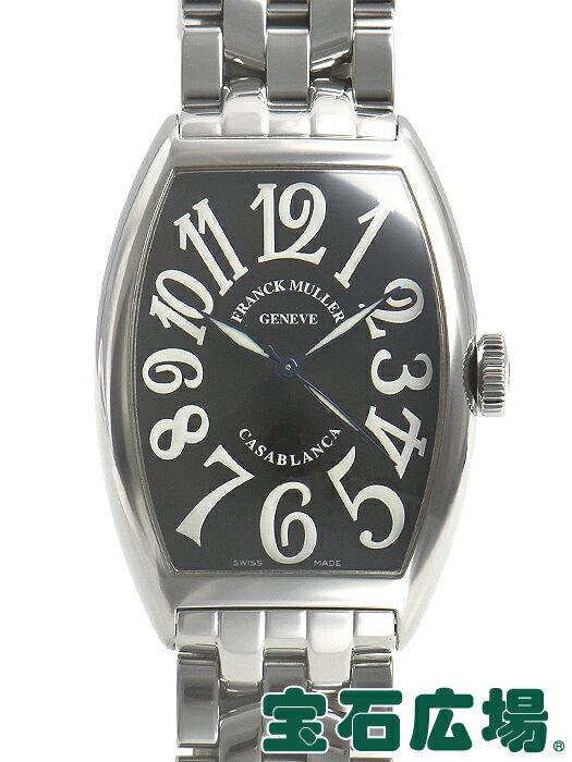 フランク・ミュラー FRANCK MULLER トノウカーベックス カサブランカ 5850CASA【中古】メンズ 腕時計 送料・代引手数料無料