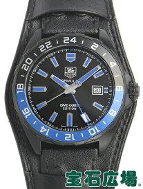 タグ・ホイヤー TAG HEUER フォーミュラ1 GMT デヴィッド・ゲッタモデル WAZ201A.FC8195【中古】メンズ 腕時計 送料・代引手数料無料